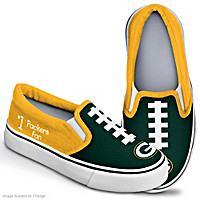 NFL Kids Green Bay Packers Shoes