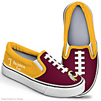 NFL Kids Washington Redskins Shoes