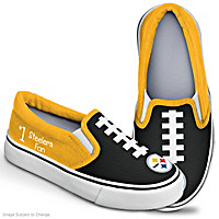 NFL Kids Pittsburgh Steelers Shoes