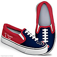 NFL Kids Houston Texans Shoes