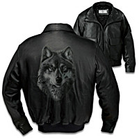 Spirit Of The Wild Men\'s Jacket