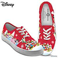 Disney Warmhearted Greetings Women\'s Shoes