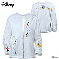 Forever Disney Women\'s Cardigan