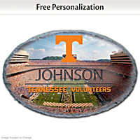 University Of Tennessee Personalized Welcome Sign