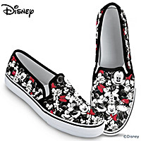 Disney Sweetest Sketches Women\'s Shoes