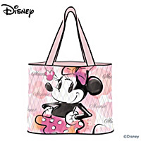 Disney Pretty & Pink Tote Bag