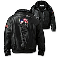 Salute To Freedom Men\'s Jacket