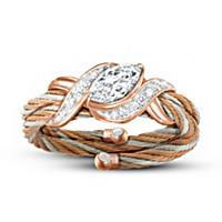 Healing Embrace Ring