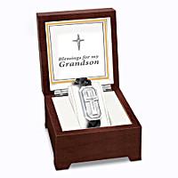 Blessed Grandson Bracelet