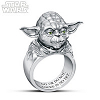 STAR WARS Yoda Ring