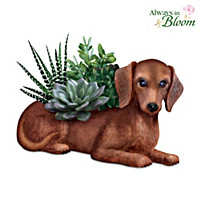 Paw Prints Plant Everlasting Love Table Centerpiece