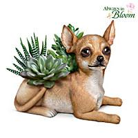 Paw Prints Plant Everlasting Love Table Centerpiece