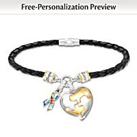 My Hero Personalized Bracelet