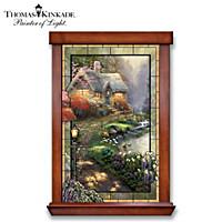 Thomas Kinkade\'s Welcoming Light Wall Decor