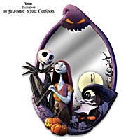 Disney Tim Burton\'s The Nightmare Before Christmas Mirror