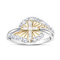 Light Of Faith Ring