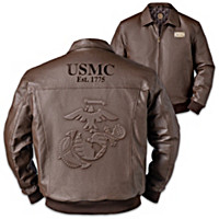 USMC Pride Men\'s Jacket