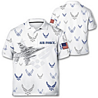 Air Force Pride Men\'s Shirt