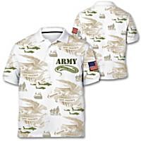 Army Pride Men\'s Shirt