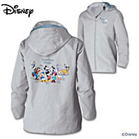 Disney Mickey Mouse And Friends Women\'s Jacket