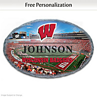 University of Wisconsin Personalized Welcome Sign