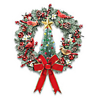 Spirit Of The Season Wreath