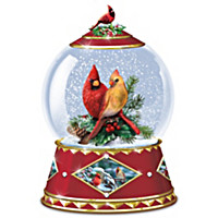 Winter\'s Tiny Treasures Snowglobe