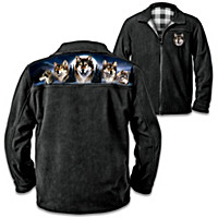 Guardians Of The Night Men\'s Jacket