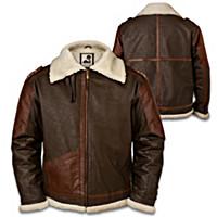 General George S. Patton Men's Jacket