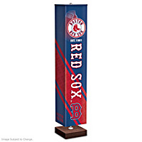Boston Red Sox Floor Lamp
