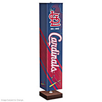 St. Louis Cardinals Floor Lamp