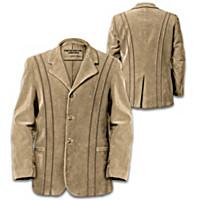 Legendary John Wayne Men\'s Jacket