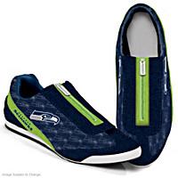 In It To Win It Seahawks Women\'s Shoes