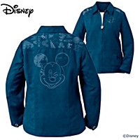 Disney All Ears Mickey Mouse Women\'s Jacket