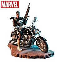The Punisher Masterpiece Sculpture
