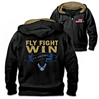 Proud To Protect U.S. Air Force Men\'s Hoodie