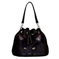 MystiCool Cat Handbag