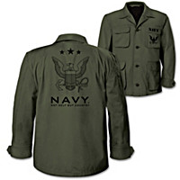 Navy Men\'s Field Jacket