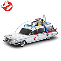 Ghostbusters Ecto-1 Sculpture