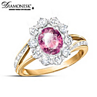 Pink Majesty Ring
