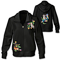 Glamour Cats Women\'s Hoodie