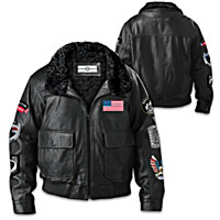 Honoring Brothers-In-Arms Men\'s Jacket