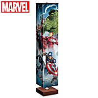 MARVEL Avengers Floor Lamp