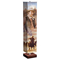 John Wayne Floor Lamp