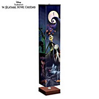 The Nightmare Before Christmas Halloween Town Floor Lamp