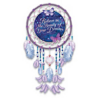 Believe In The Beauty Of Your Dreams Wall Decor