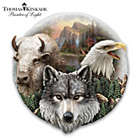 Thomas Kinkade Great Spirits Wall Decor