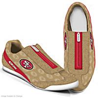 In It To Win It San Francisco 49ers Women's Shoes