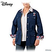 A Disney Adventure Women\'s Jacket