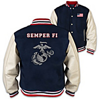 Semper Fi Men\'s Jacket